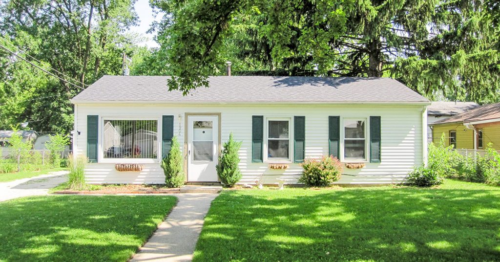 single family homes champaign